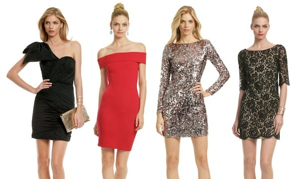 All That Glam: 12 Killer Holiday Party Dresses - Miss Millennia ...