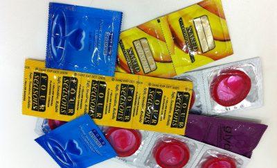 condoms sex ed