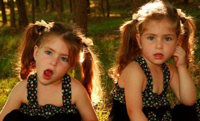 sister, twin