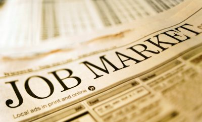 job market newspaper