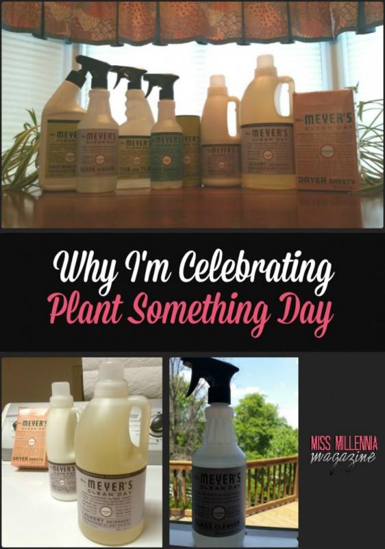 Why I'm Celebrating Plant Something Day