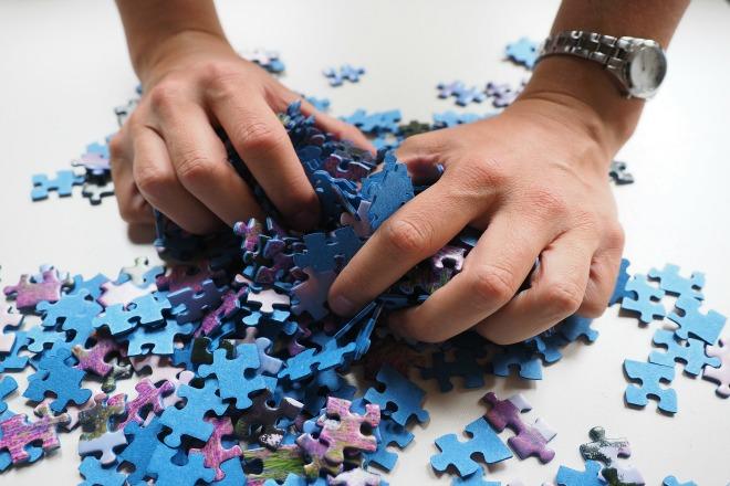 strengthen brain puzzles