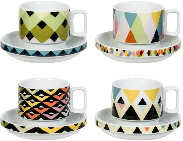 MAGPIE - VIVA ESPRESSO CUPS - SET OF 4 $46.44