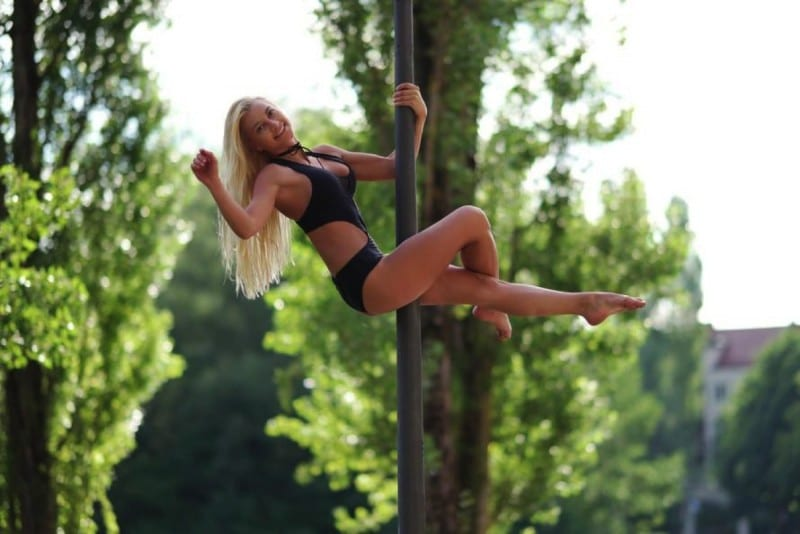 pole fitness programs