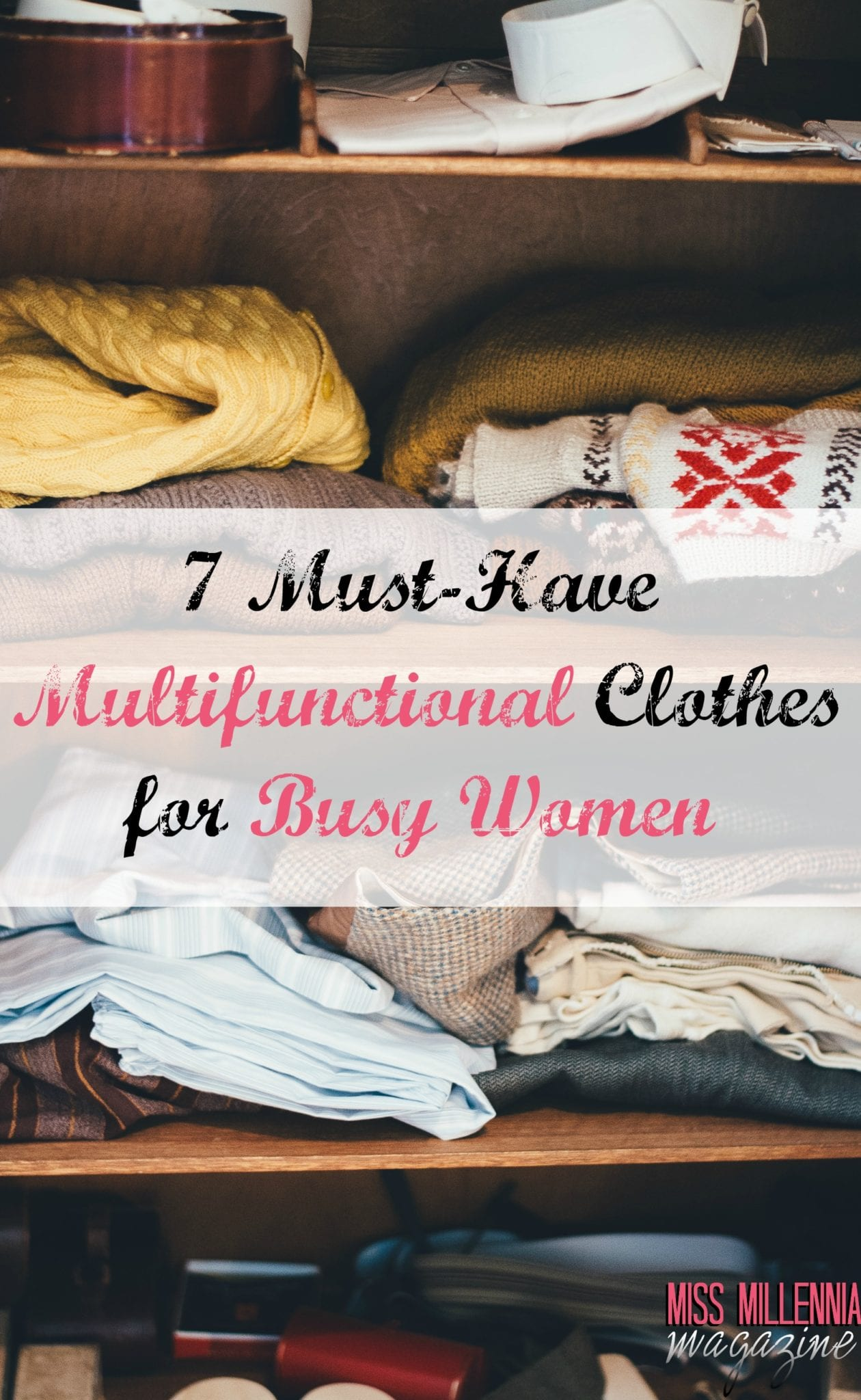 7 Must Have Kitchen Tools Every Home Needs: 7 Must-Have Multifunctional Clothes For Busy Women