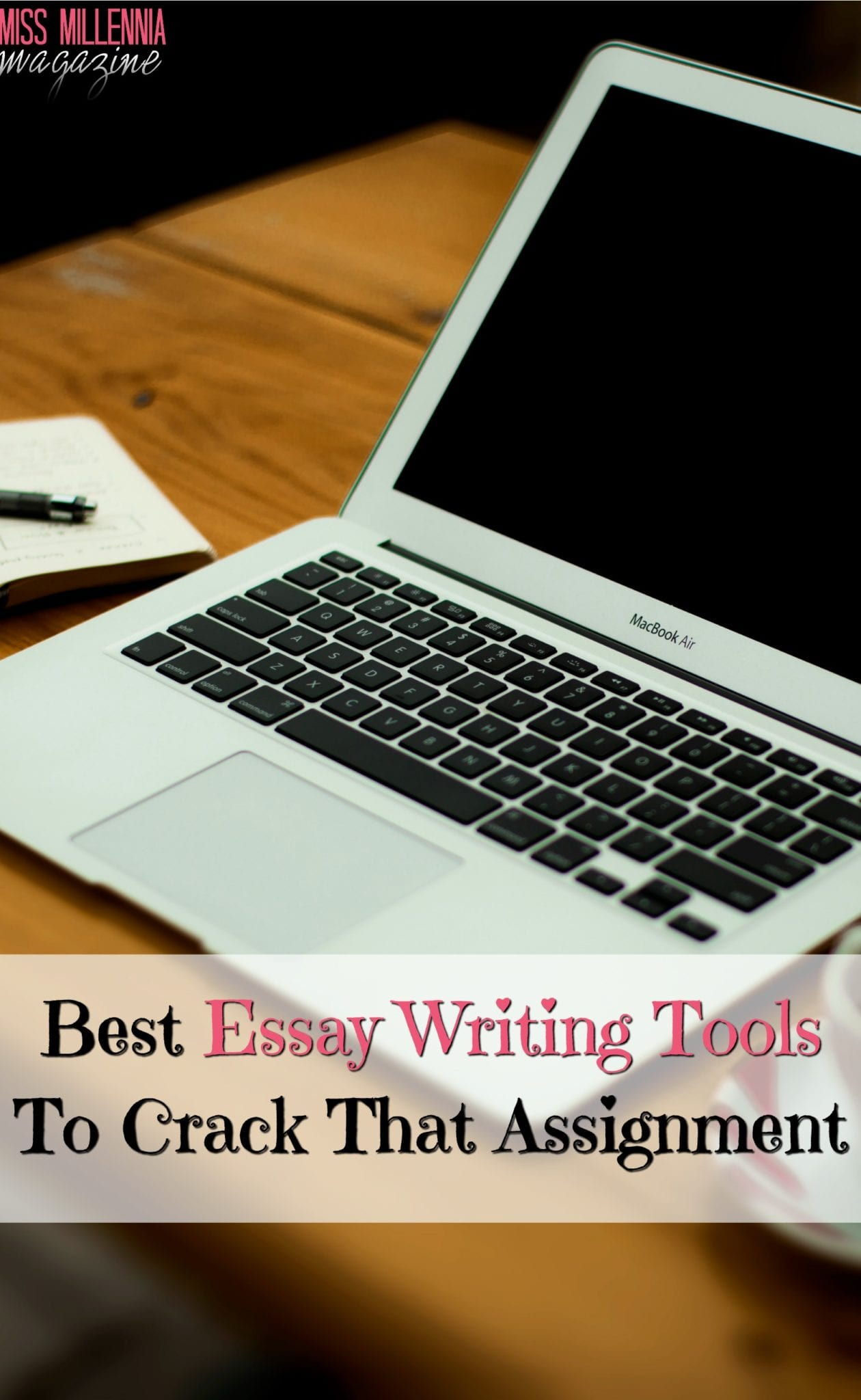 Essay writing tools
