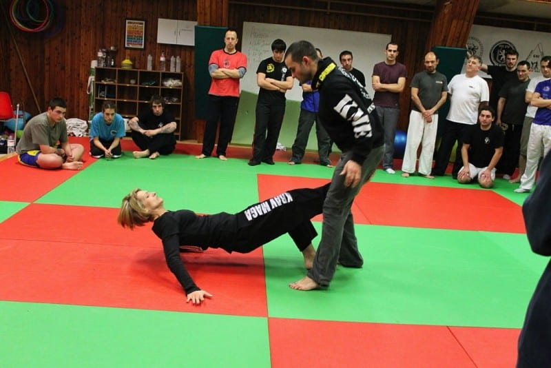approaches to exercise self-defense