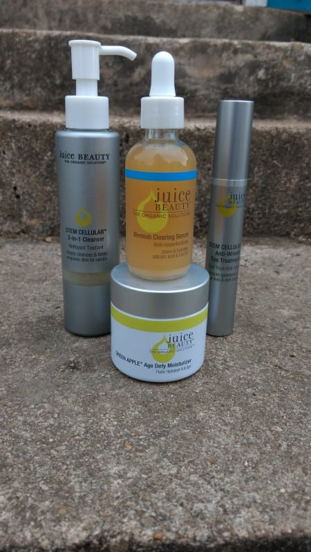 Juice Beauty products to take care of your skin