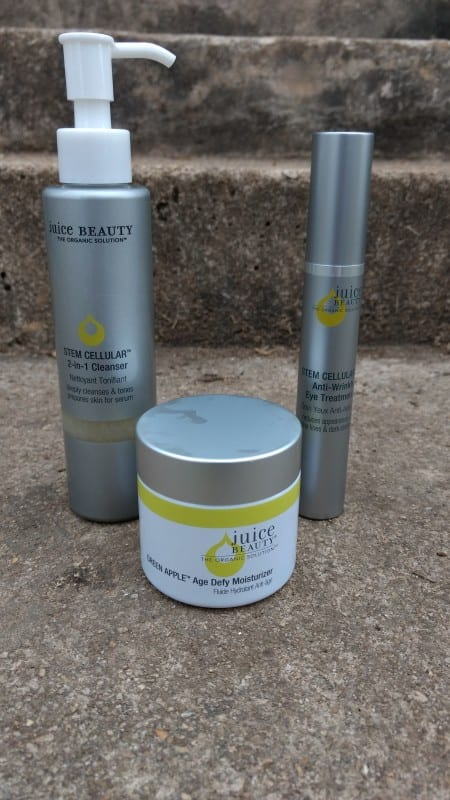 Juice Beauty products to help take care of your skin