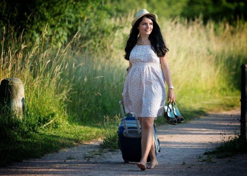 prepared in traveling