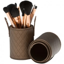 pure_cosmetics_by_the_lano_company_luxe_bronze_12_piece_professional_brush_set_500x500 millennial gifts