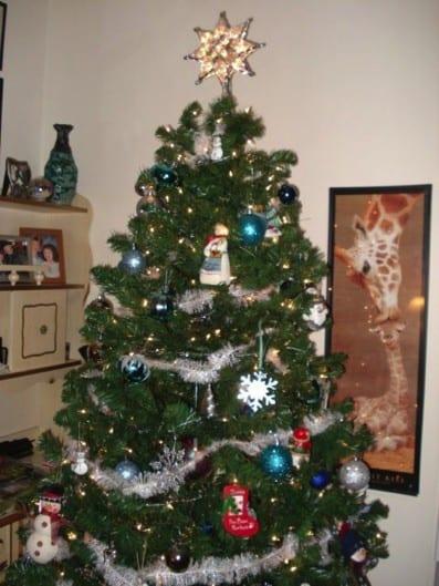 holidays christmas tree