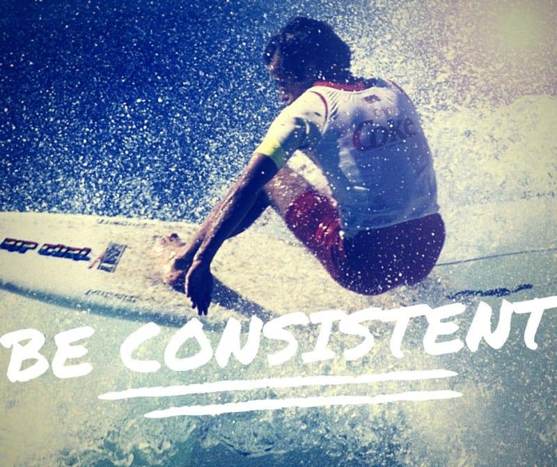 investing success consistent