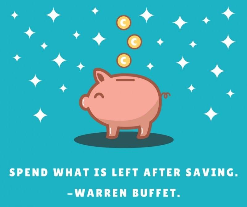investing success saving