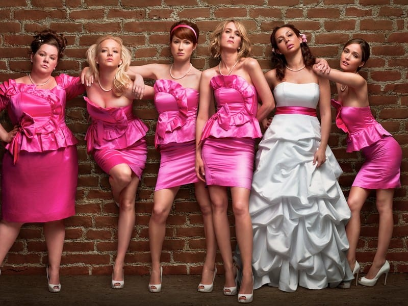 pick bridesmaids