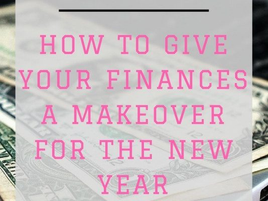 Financial Makeover