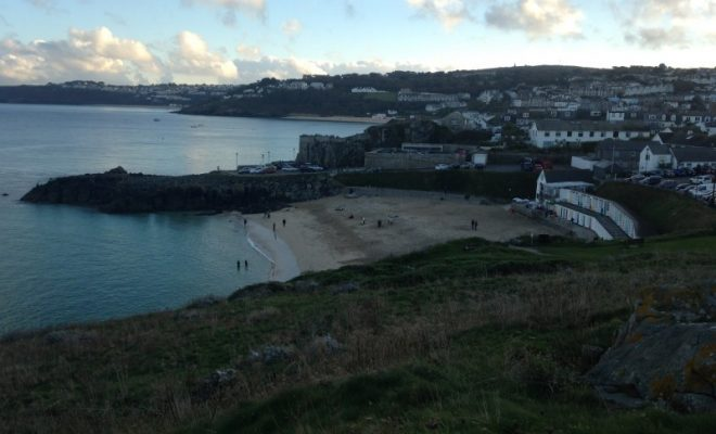 vacation in England-St Ives