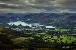 vacation in England-Lake District