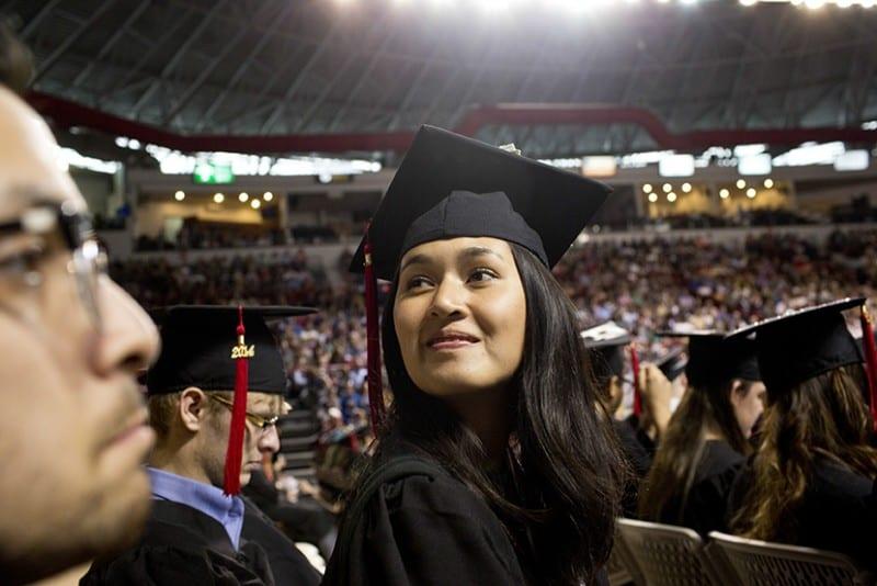 megan tan graduation college millennial podcast